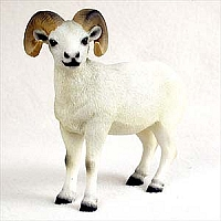 Dahl Sheep Standard Figurine