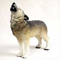 Wolf Timber Standard Figurine