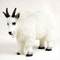 Mountain Goat Standard Figurine