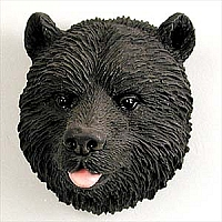 Bear Black Magnet