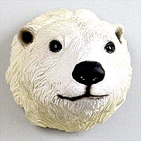 Bear Polar Magnet