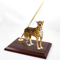 Cheetah Pen Set