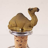 Camel Dromedary Bottle Stopper