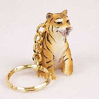 Tiger Key Chain