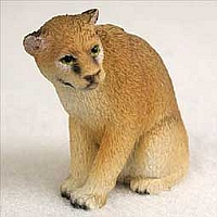 Cougar Tiny One Figurine
