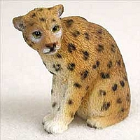 Leopard Tiny One Figurine