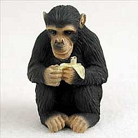 Chimpanzee Tiny One Figurine