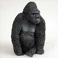 Gorilla Tiny One Figurine
