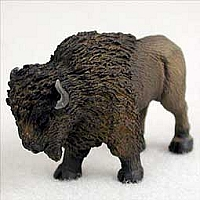 Buffalo Tiny One Figurine
