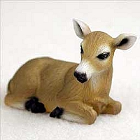 Deer Doe Tiny One Figurine