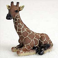 Giraffe Tiny One Figurine