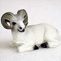 Dahl Sheep Tiny One Figurine