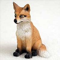 Fox Red Tiny One Figurine