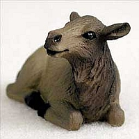 Elk Cow Tiny One Figurine
