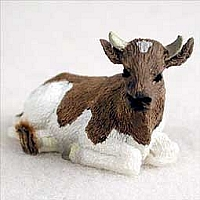 Guernsey Bull Tiny One Figurine