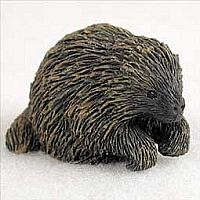 Porcupine Tiny One Figurine