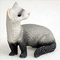 Ferret Tiny One Figurine