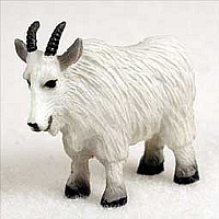 Mountain Goat Tiny One Figurine