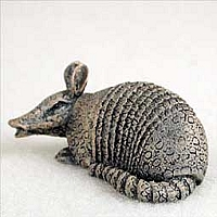 Armadillo Tiny One Figurine