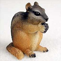 Chipmunk Tiny One Figurine