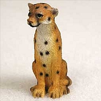 Cheetah Tiny One Figurine