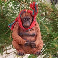 Orangutan Original Ornament
