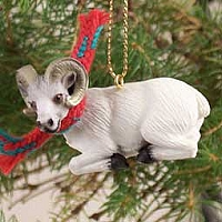 Dahl Sheep Original Ornament