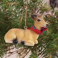Deer Buck Original Ornament