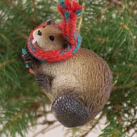Beaver Original Ornament