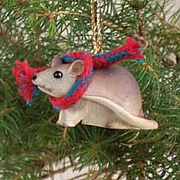 Mouse Original Ornament