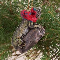 Iguana Original Ornament