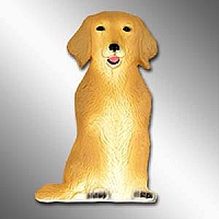 Golden Retriever Best Friends Magnet