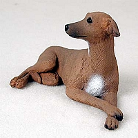Italian Greyhound Standard Figurine