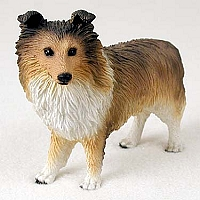 Sheltie Sable Standard Figurine