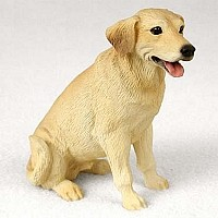 Labrador Retriever Yellow Standard Figurine