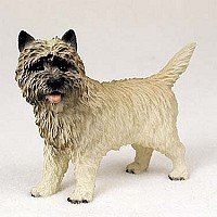 Cairn Terrier Red Standard Figurine