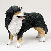 Bernese Mountain Dog Standard Figurine
