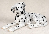 Dalmatian My Dog Figurine
