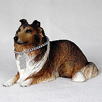 Collie Sable My Dog Figurine