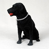 Labrador Retriever Black My Dog Figurine