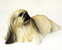 Pekingese My Dog Figurine