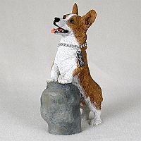 Welsh Corgi Pembroke My Dog Figurine
