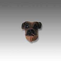 Boxer Tawny Uncropped Tiny One head