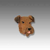 Airedale Tiny One head
