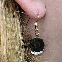 Landseer Earrings Hanging