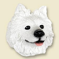 Samoyed Doogie Head