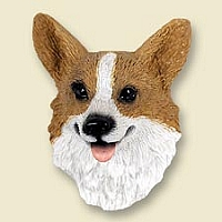 Welsh Corgi Pembroke Doogie Head