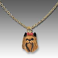 Yorkshire Terrier Tiny One Pendant