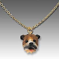Bulldog Tiny One Pendant