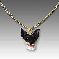 Rat Terrier Tiny One Pendant
